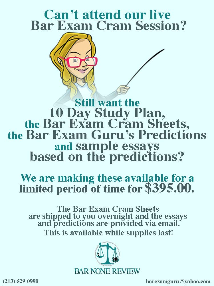 mass bar exam essay tips