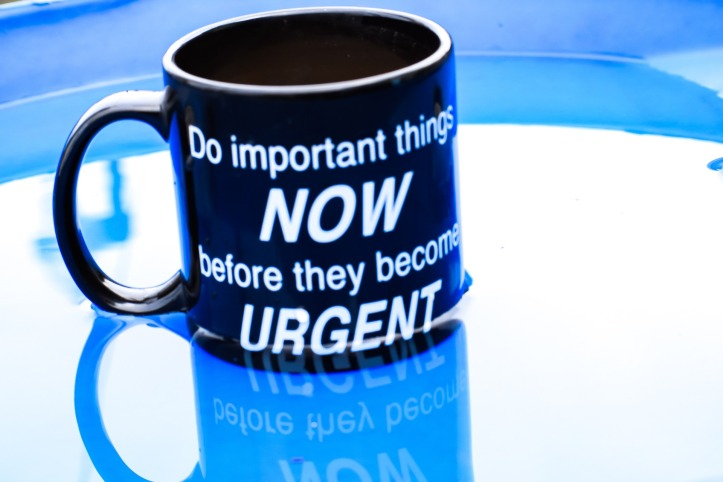 mug-important things now