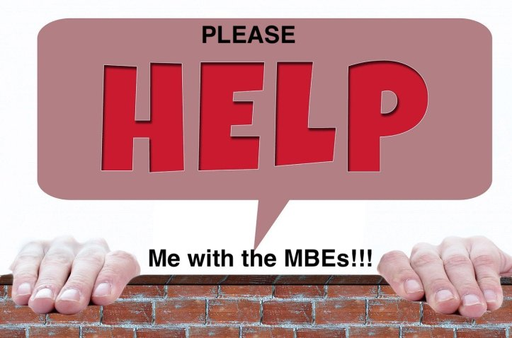 Help with MBEs