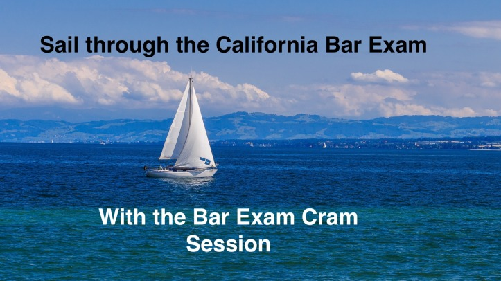 Sail Bar Exam